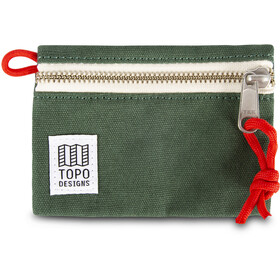 Topo Designs Pochette S, forest canvas